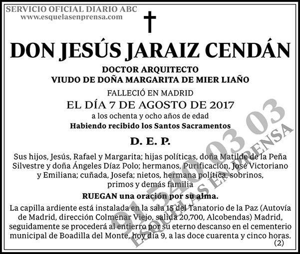 Jesús Jaraiz Cendán